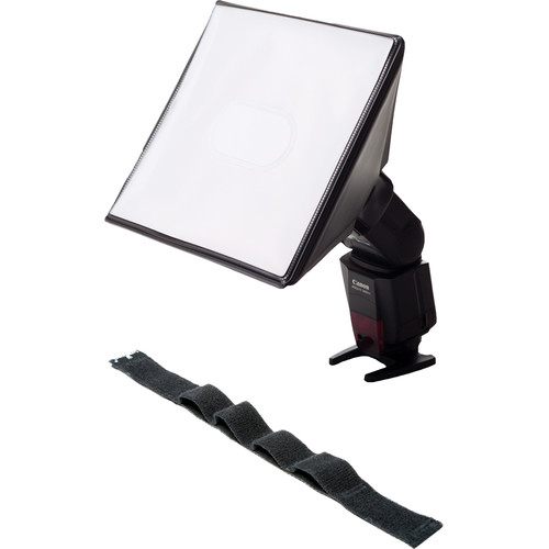 LumiQuest SoftBox III with UltraStrap (Black)