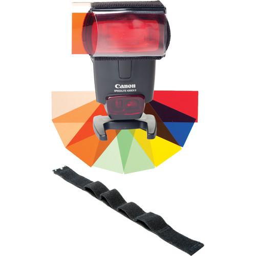 LumiQuest FXtra Gel Holder with UltraStrap