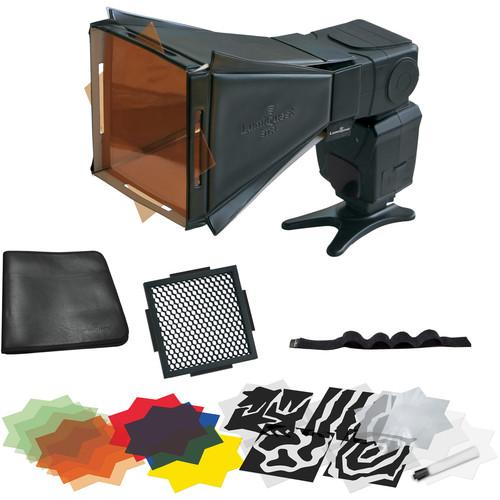 LumiQuest STR Flash Accessory Kit (Black)
