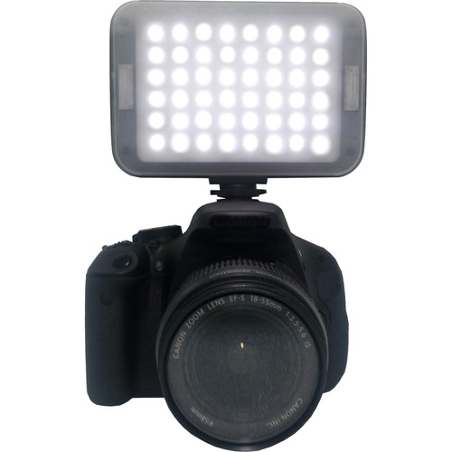 Lumos Trip Pro Basic On-Camera LED Light