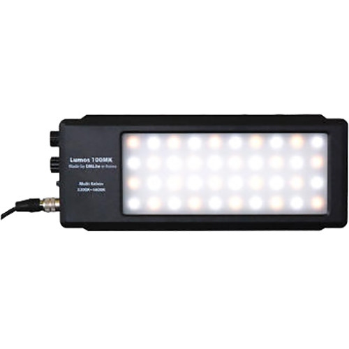 Lumos 100 MK Variable Color LED Light with AC Adapter