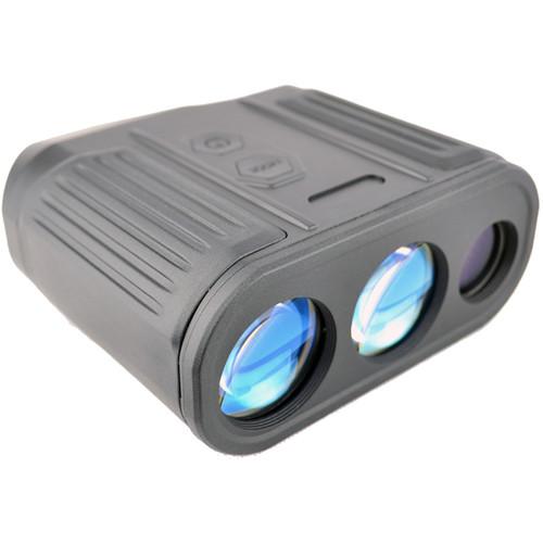 LUNA optics 8x25 Laser Rangefinder Monocular