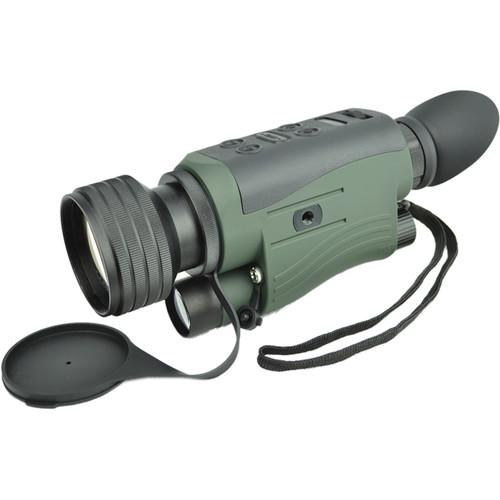 Luna Optics LN-DM60-HD 6-30x50 Digital HD Night Vision Monocular (Green-Black)