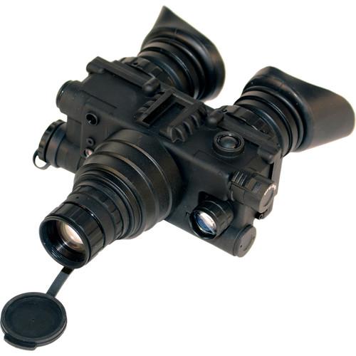 LUNA optics LN-EBG1-Pro 1x Generation 2 NV Biocular & Headgear Kit (Black)