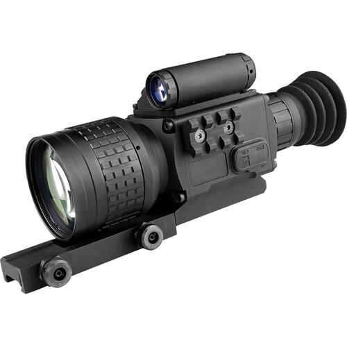 Luna Optics LN-G3-RS50 6-36x50 Gen 3 Digital Day/Night Riflescope