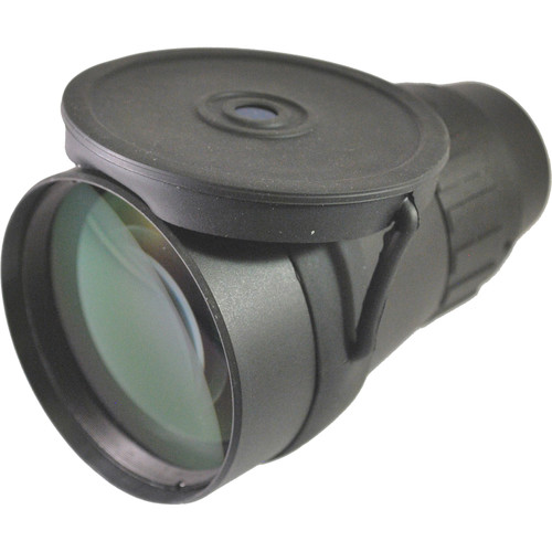 LUNA optics 4x Elite Objective Lens (Matte Black)