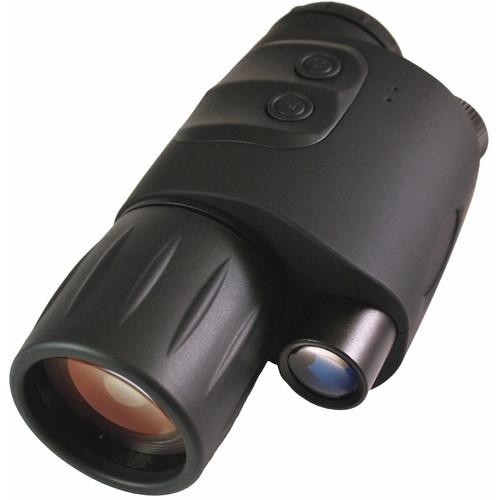 LUNA optics LN-NVM 3x42 1st Generation Night Vision Monocular (Matte Black)