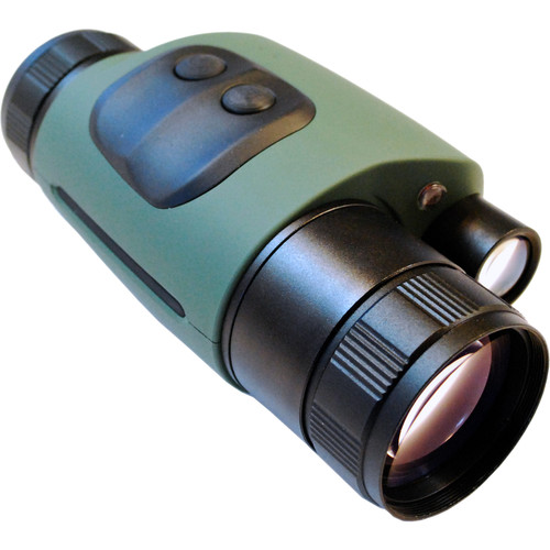 LUNA optics LN-NVM3-HR 3x42 1st Generation Night Vision Monocular (Green-Black)
