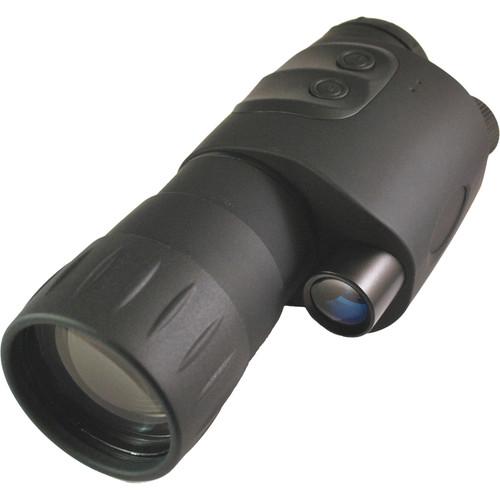 LUNA optics LN-NVM5 5x50 1st Generation Night Vision Monocular (Matte Black)