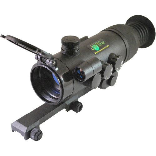 Luna Optics LN-PRS40M 4x Gen 1 Series Night Vision Riflescope (Matte Black)