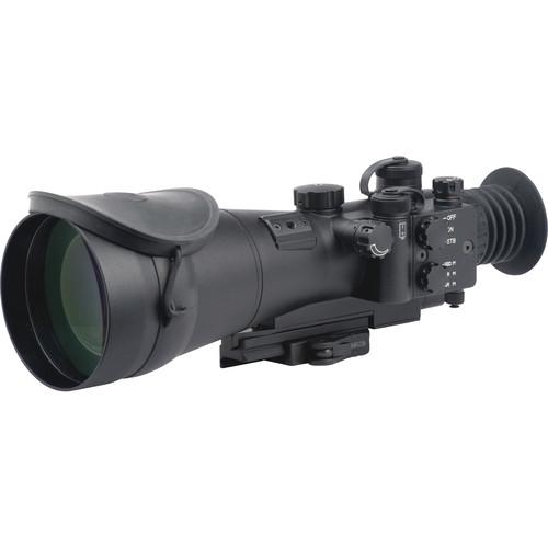 Luna Optics 6x86 3rd Generation Special Purpose Night Vision Riflescope (Standard Tube, Matte Black)