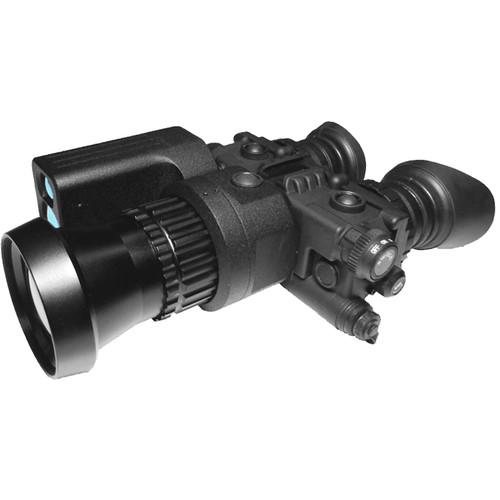 Luna Optics LN-TB35-LRF 3.5-14x50 Thermal Biocular with Laser Rangefinder (50 Hz, Black)