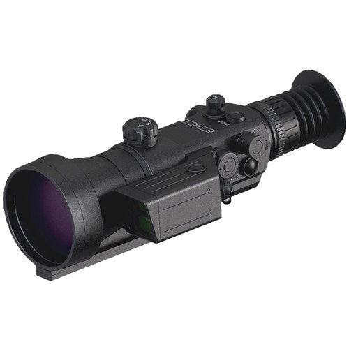 LUNA optics 5.5-22x75 Thermal Riflescope with Laser Rangefinder