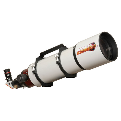 Lunt Solar Systems LS152THa 152mm f/6 Refractor Solar Telescope with 18mm Blocking Filter (OTA only)