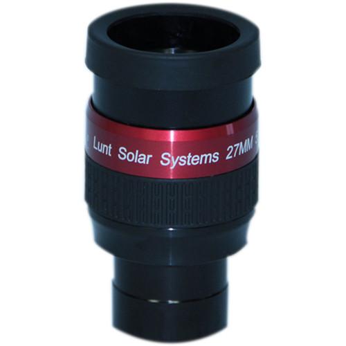 """Lunt Solar Systems 27mm Flat-Field Eyepiece (1.25"""")"""