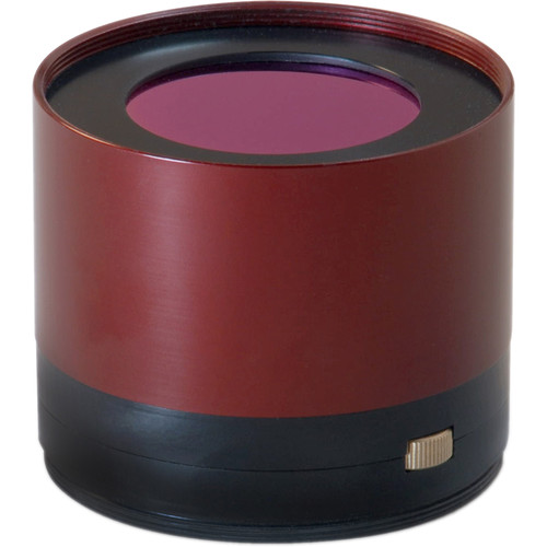 Lunt Solar Systems 50mm Compact Double-Stack Filter for LS50THa Solar Telescope