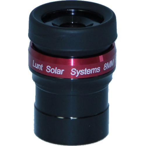 """Lunt Solar Systems 8mm Flat-Field Eyepiece (1.25"""")"""