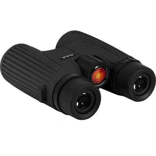 Lunt Solar Systems 8x32 White Light SUNocular Binocular (Black)