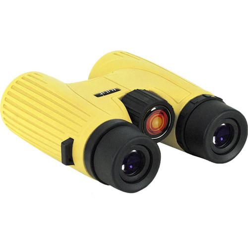 Lunt Solar Systems 8x32 White Light SUNoculars Binocular (Yellow) with Three 6x30 minis Kit