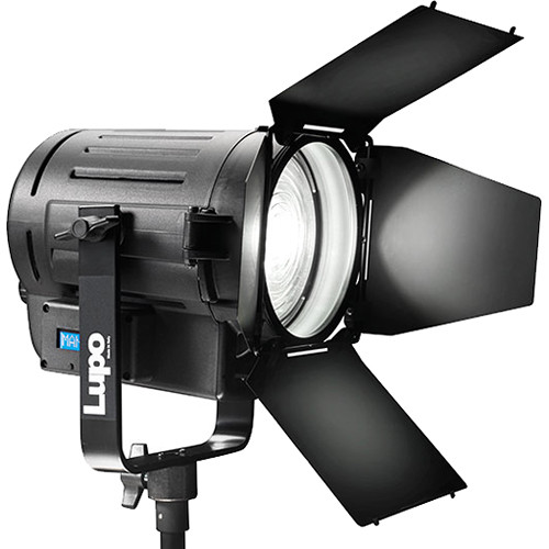 Lupo Dayled 650 Tungsten LED Fresnel with DMX