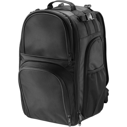 Lupo Backpack for One Actionpanel and Accessories (Black)