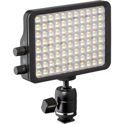 "Luxli Viola² 5"" On-Camera RGBAW LED Light"