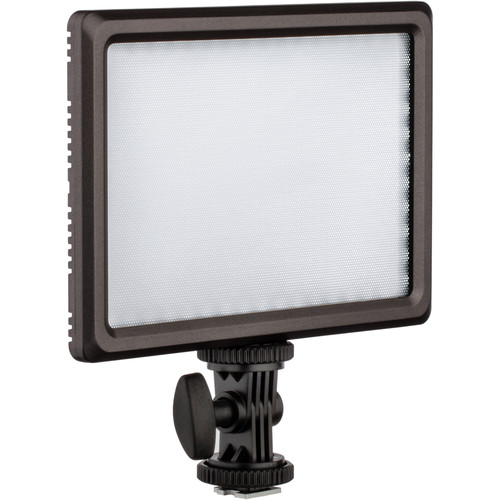 Luxli Softi SFT-10B Small Diffused Bi-Color On-Camera LED Light