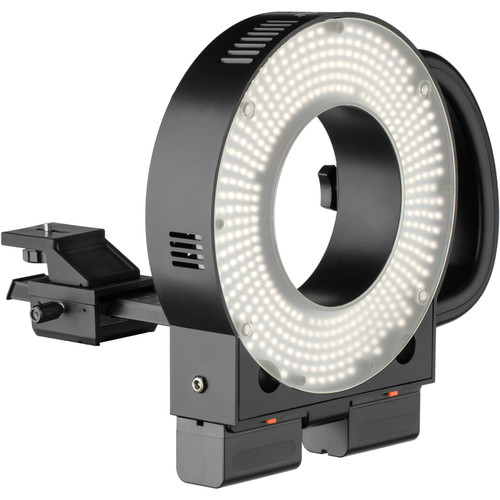 Luxli SFT-50R On-Camera LED Video Ring Light (Daylight)