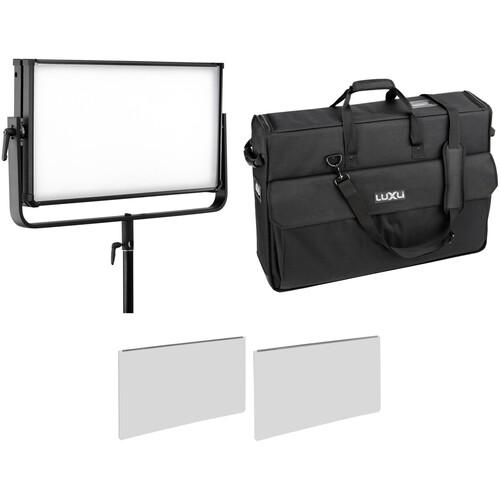 Luxli Taiko 2x1 RGBAW LED Light Complete Kit