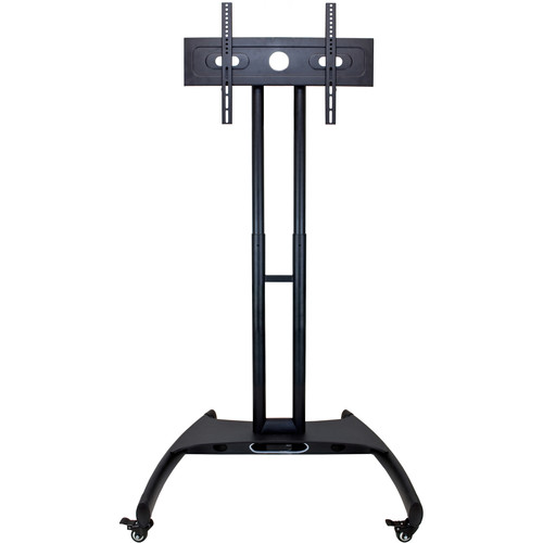 Luxor FP2000 Adjustable Height LCD TV Stand andMount