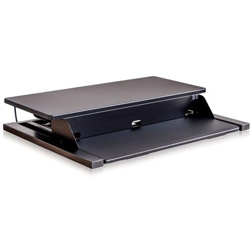 Luxor Electric Level Up Pro 32 Standing Desk Converter (Black)