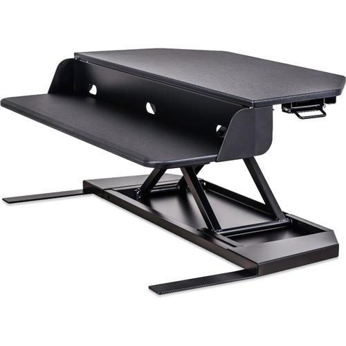 Luxor Level Up Corner Pro Standing Desk Converter
