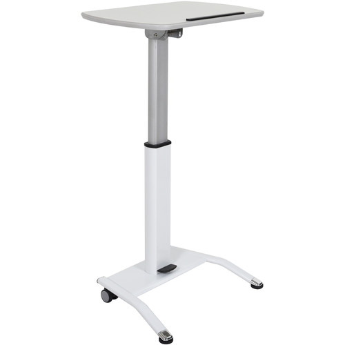 Luxor Pneumatic Height Adjustable Lectern