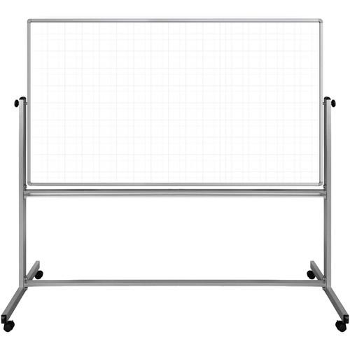"""Luxor 72x40"""" Mobile Marker Board"""