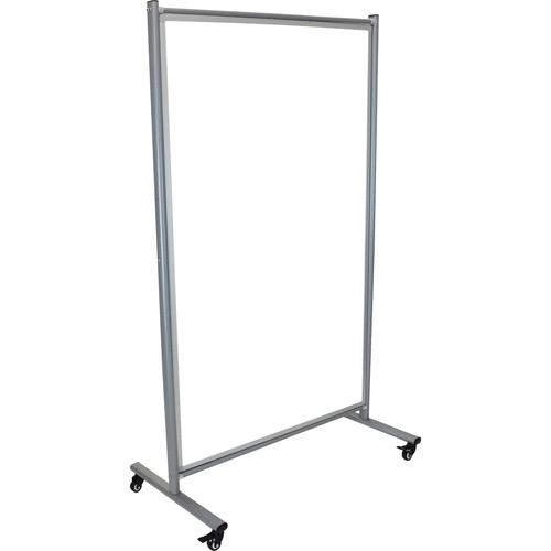 Luxor MD4072W Mobile Magnetic Whiteboard Room Divider