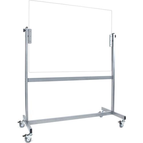 Luxor MGB4836 Mobile Glass Marker Board