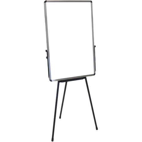 "Luxor PB3040W 27.5 x 39.3"" Height-Adjustable Magnetic Whiteboard"