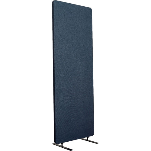 Luxor Reclaim Acoustic Room Divider Single Panel - Starlight Blue