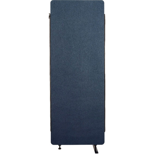 Luxor Reclaim Acoustic Room Divider Expansion Panel (Starlight Blue)