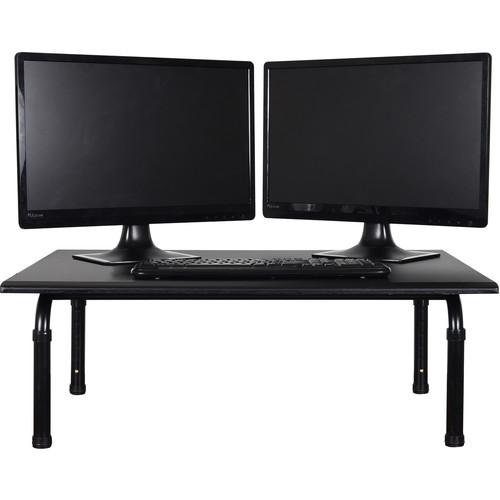 "Luxor STAND-SD32 32"" Desktop Standing Desk"