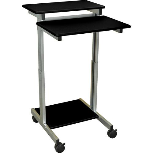 """Luxor Stand-Up Workstation (Black, 24"""")"""