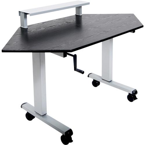 "Luxor 60"" Standing Corner Desk"