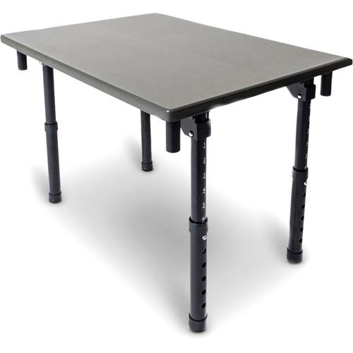 Luxor Student-D Desktop Desk with Foldable Legs