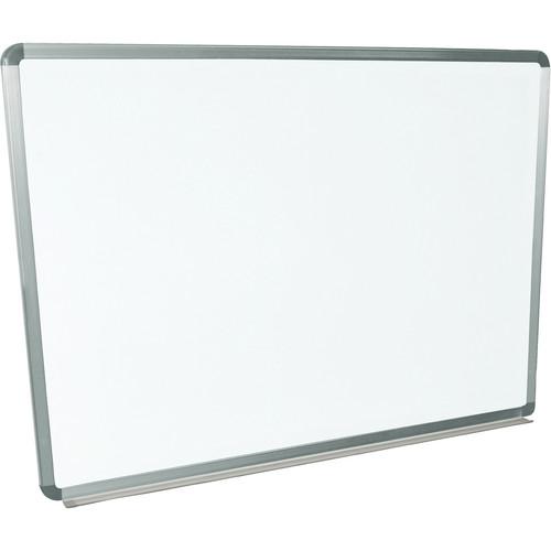 "Luxor Wall-Mountable Magnetic Whiteboard (48 x 36"")"