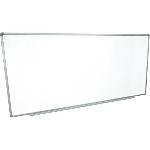 "Luxor Wall-Mountable Magnetic Whiteboard (96 x 40"")"