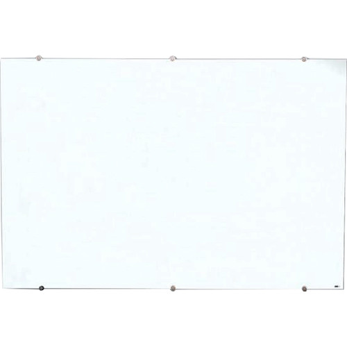 "Luxor Wall-Mountable Magnetic Glass Board (60 x 40"")"