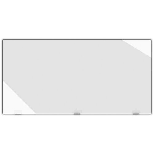 Luxor 96 X 48 Magnetic Wall-Mounted Glass Board