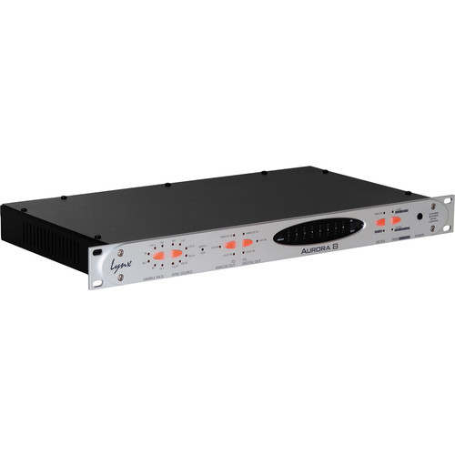 Lynx Studio Technology Aurora 8 DNT 8-Channel AD/DA Converter with Dante Card