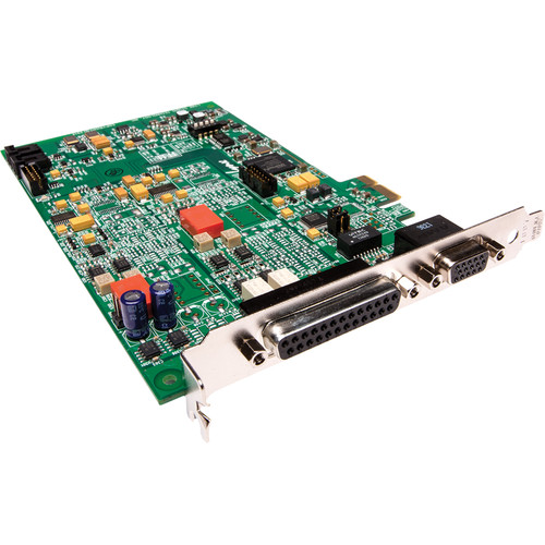 Lynx Studio Technology E22 PCI Express Card - Audio Interface (2 x Analog / 2 x Digital)