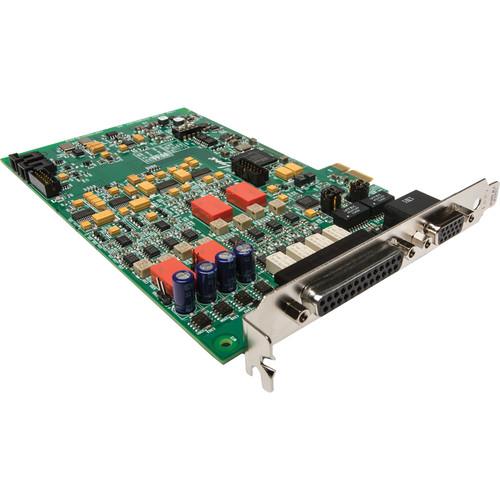 Lynx Studio Technology E44 PCI Express Card - Audio Interface (4 x Analog / 4 x Digital)